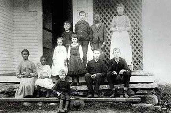 Grafton District School #11 c. 1890