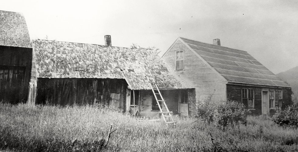 Homestead of Sally Turner's brother William Armstead Early